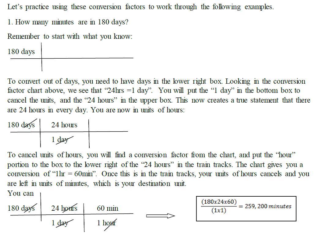 Elaborate Vi Units Of Measure Uths Demo Course